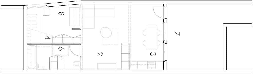 Rénovation chartreuse plan projet